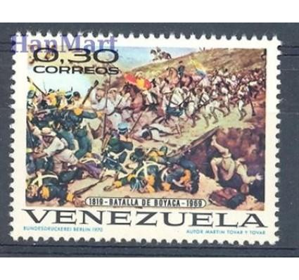 Znaczek Wenezuela 1970 Mi 1847 Czyste **