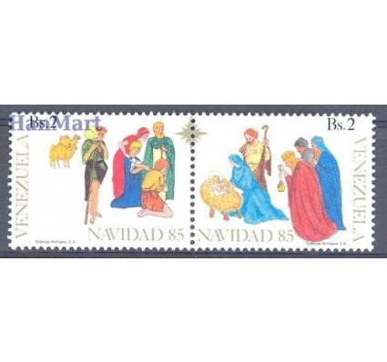 Znaczek Wenezuela 1985 Mi 2310-2311 Czyste **