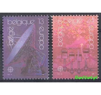 Belgia 1988 Mi 2335-2336 Czyste **