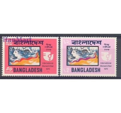 Znaczek Bangladesz 1975 Mi 57-58 Czyste **