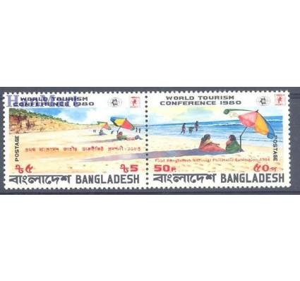 Znaczek Bangladesz 1984 Mi 210-211 Czyste **