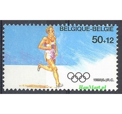 Znaczek Belgia 1988 Mi 2339 Czyste **