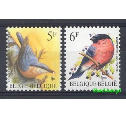 Belgia 1988 Mi 2346-2347 Czyste **