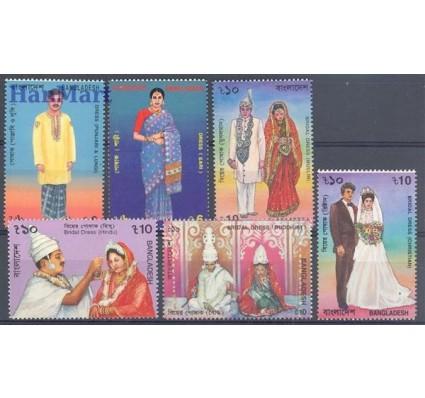 Znaczek Bangladesz 1995 Mi 559-564 Czyste **