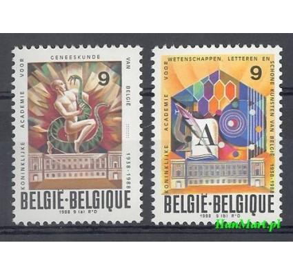 Znaczek Belgia 1988 Mi 2348-2349 Czyste **