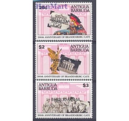 Znaczek Antigua i Barbuda 1992 Mi 1387-1389 Czyste **