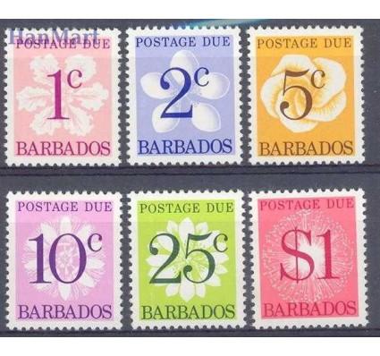 Znaczek Barbados 1976 Mi 13-18 Czyste **