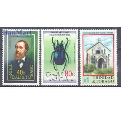 Trynidad i Tobago 1992 Mi 631-633 Czyste **