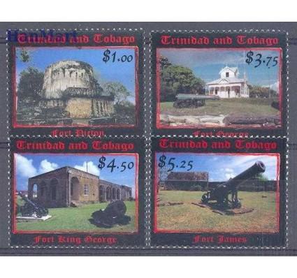 Znaczek Trynidad i Tobago 2002 Mi 739-742 Czyste **