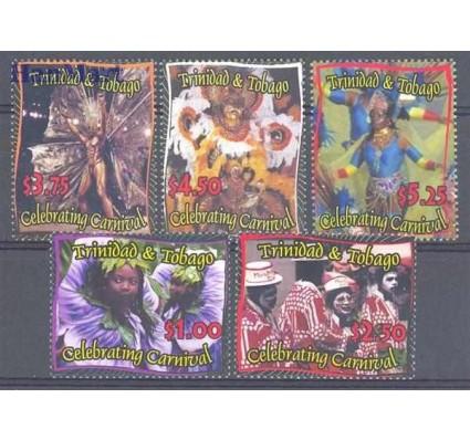 Znaczek Trynidad i Tobago 2003 Mi 760-764 Czyste **