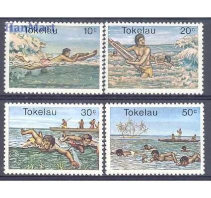 Tokelau 1980 Mi 66-69 Czyste **
