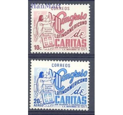 Znaczek Salwador 1975 Mi 1156-1157 Czyste **