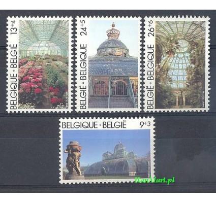 Znaczek Belgia 1989 Mi 2392-2395 Czyste **