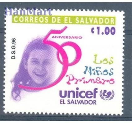 Znaczek Salwador 1996 Mi 2035 Czyste **