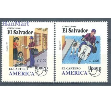 Znaczek Salwador 1997 Mi 2066-2067 Czyste **