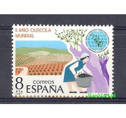 Znaczek Hiszpania 1979 Mi 2449 Czyste **