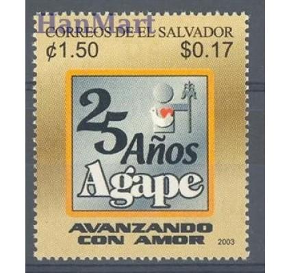 Znaczek Salwador 2003 Mi 2308 Czyste **