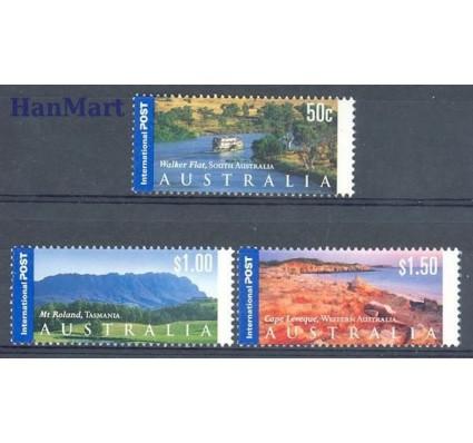 Znaczek Australia 2002 Mi 2133-2135 Czyste **