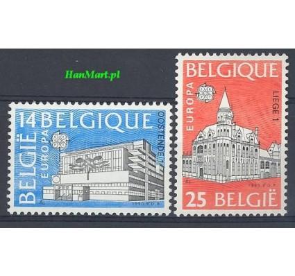 Znaczek Belgia 1990 Mi 2419-2420 Czyste **