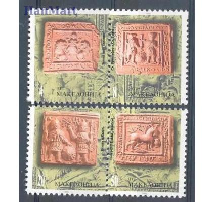 Znaczek Macedonia 1996 Mi 78-81 Czyste **