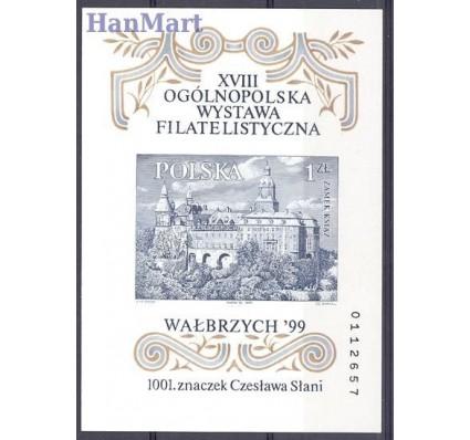 Znaczek Polska 1999 Mi bl 136B Fi bl 166A Czyste **
