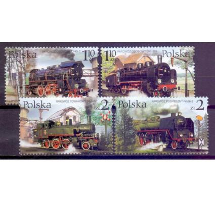 Znaczek Polska 2002 Mi 3997-4000 Fi 3847-3850 Czyste **