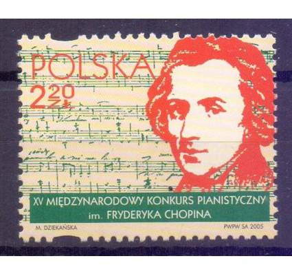Znaczek Polska 2005 Mi 4207 Fi 4057 Czyste **