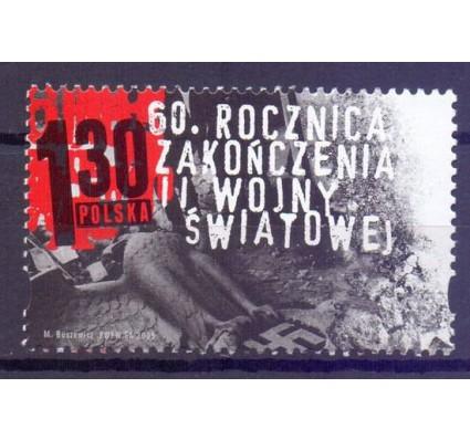 Polska 2005 Mi 4184 Fi 4034 Czyste **