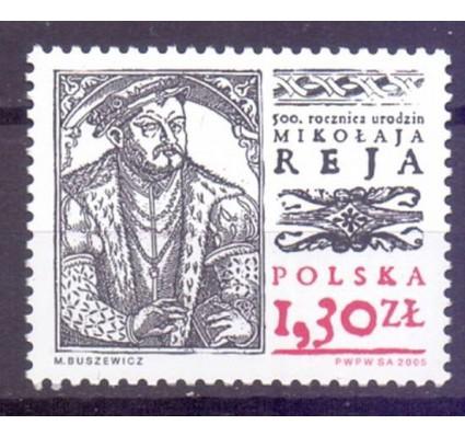 Znaczek Polska 2005 Mi 4169 Fi 4019 Czyste **