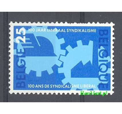 Znaczek Belgia 1991 Mi 2457 Czyste **