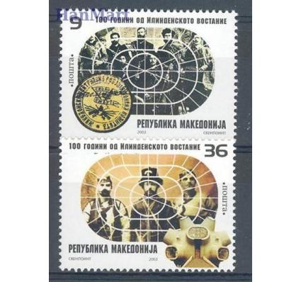 Znaczek Macedonia 2003 Mi 287-288 Czyste **