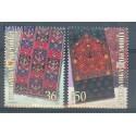 Macedonia 2004 Mi 313-314 Czyste **