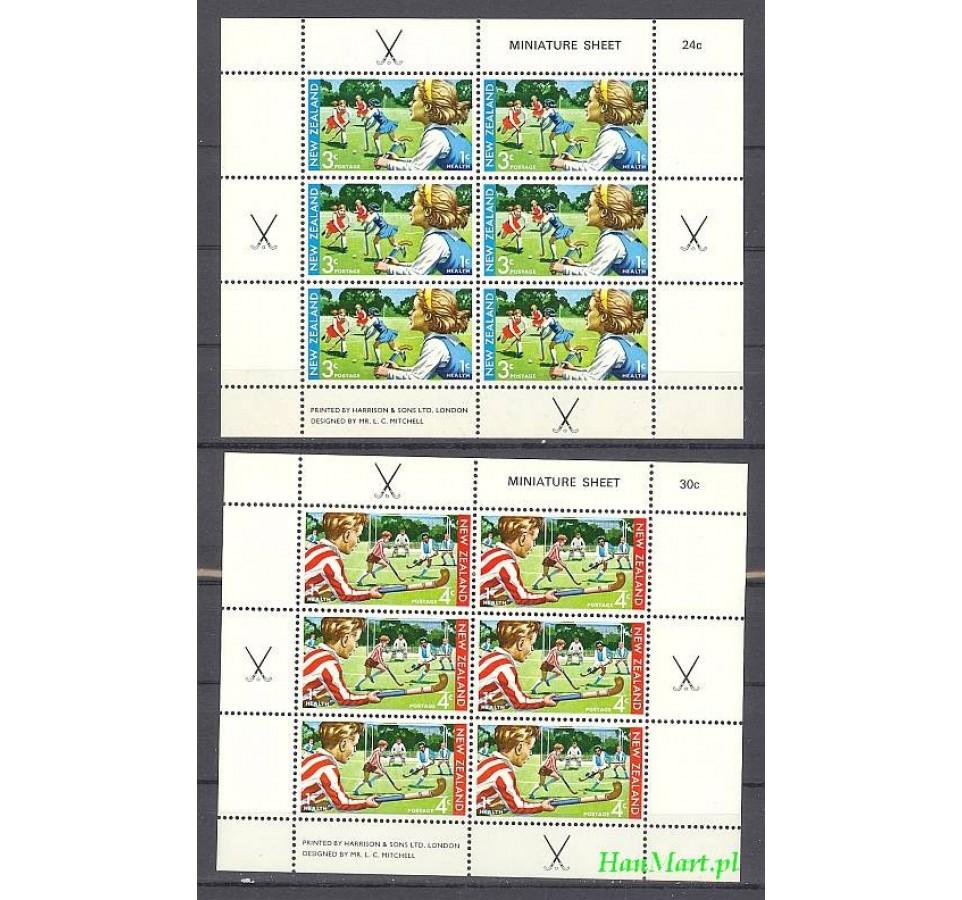Nowa Zelandia 1971 Mi 562-563 Czyste **
