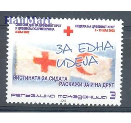 Znaczek Macedonia 2002 Mi zwa 118 Czyste **