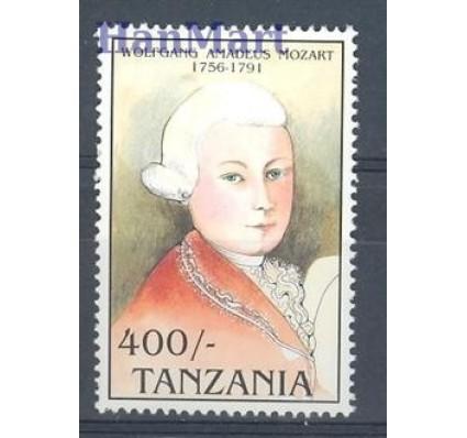 Znaczek Tanzania 1992 Mi 1290 Czyste **