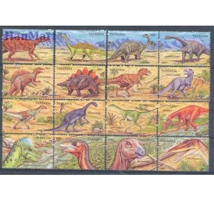 Znaczek Tanzania 1992 Mi 1323-1338 Czyste **
