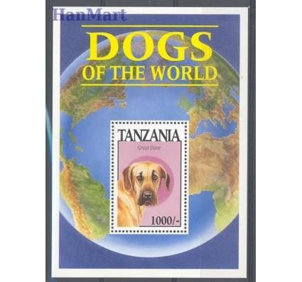Znaczek Tanzania 1994 Mi bl 258 Czyste **