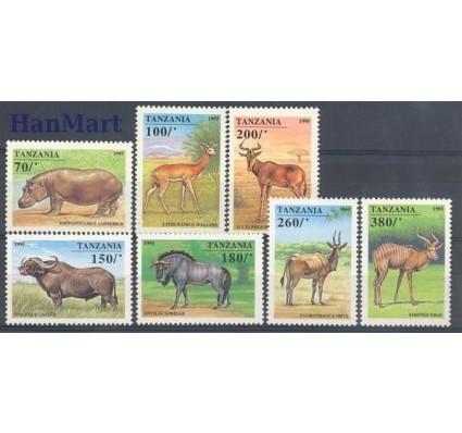 Znaczek Tanzania 1995 Mi 2025-2031 Czyste **