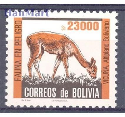 Znaczek Boliwia 1985 Mi 1025 Czyste **