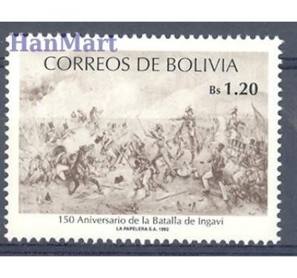Znaczek Boliwia 1992 Mi 1177 Czyste **