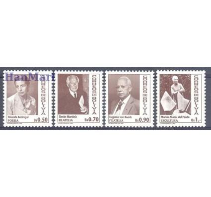 Znaczek Boliwia 1993 Mi 1225-1228 Czyste **
