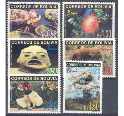 Znaczek Boliwia 1998 Mi 1372-1377 Czyste **