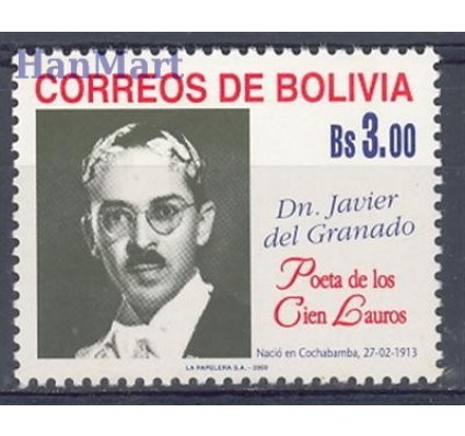 Znaczek Boliwia 2000 Mi 1438 Czyste **