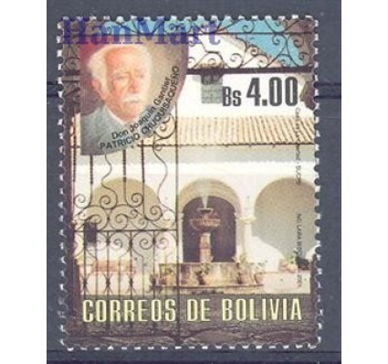 Znaczek Boliwia 2001 Mi 1504 Czyste **