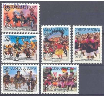 Znaczek Boliwia 2002 Mi 1510-1515 Czyste **