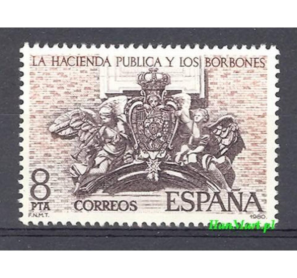 Hiszpania 1980 Mi 2465 Czyste **