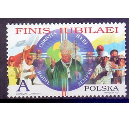Polska 2001 Mi 3875 Fi 3727 Czyste **
