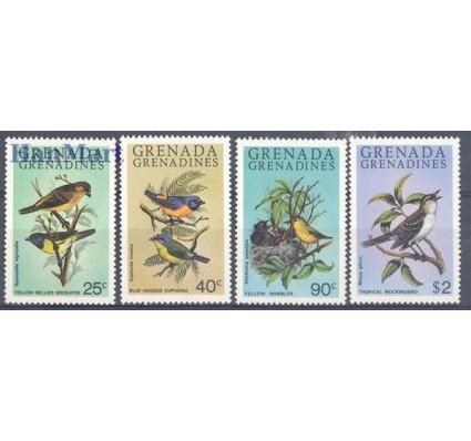 Znaczek Grenada i Grenadyny 1980 Mi 385-388 Czyste **