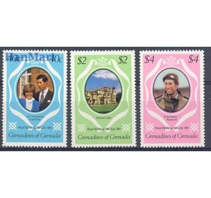Znaczek Grenada i Grenadyny 1981 Czyste **