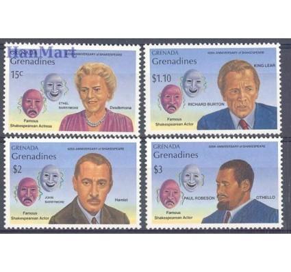 Znaczek Grenada i Grenadyny 1989 Mi 1211-1214 Czyste **
